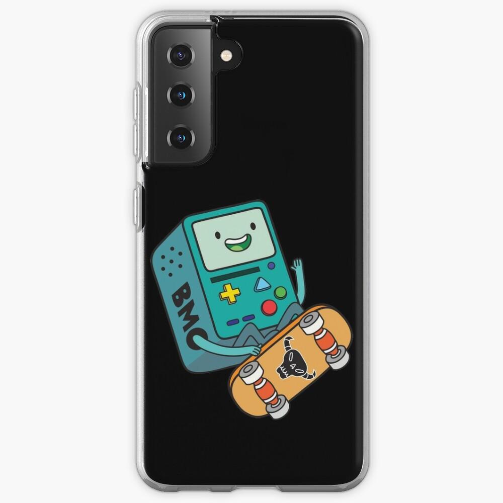 BMO Skateboard Case & Skin for Samsung Galaxy