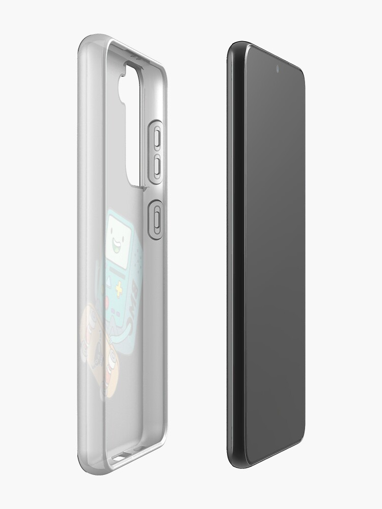 Alternate view of BMO Skateboard Case & Skin for Samsung Galaxy