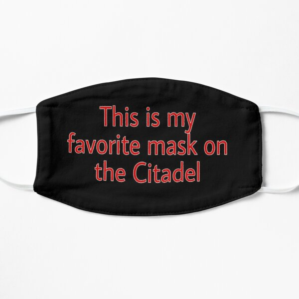 This is my favorite mask on the Citadel. Mass Effect mask Mask