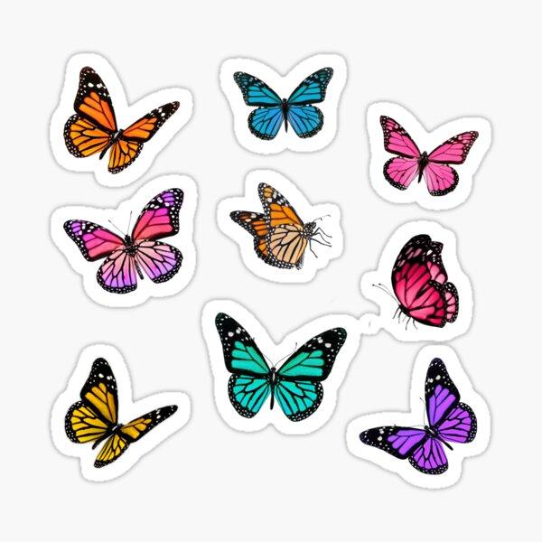 Butterfly Sticker Set 2 Sticker