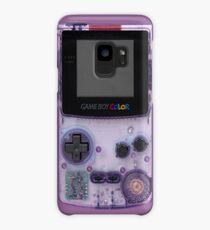 Gameboy Purple Case/Skin for Samsung Galaxy