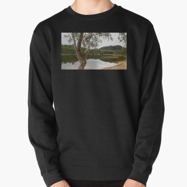 Dunns Swamp, Cudgegong River, Wollemi National Park, NSW Pullover Sweatshirt