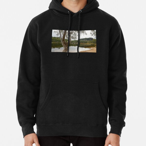 Dunns Swamp, Cudgegong River, Wollemi National Park, NSW Pullover Hoodie