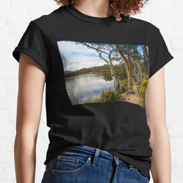 Dunns Swamp, Cudgegong River, Wollemi National Park Classic T-Shirt