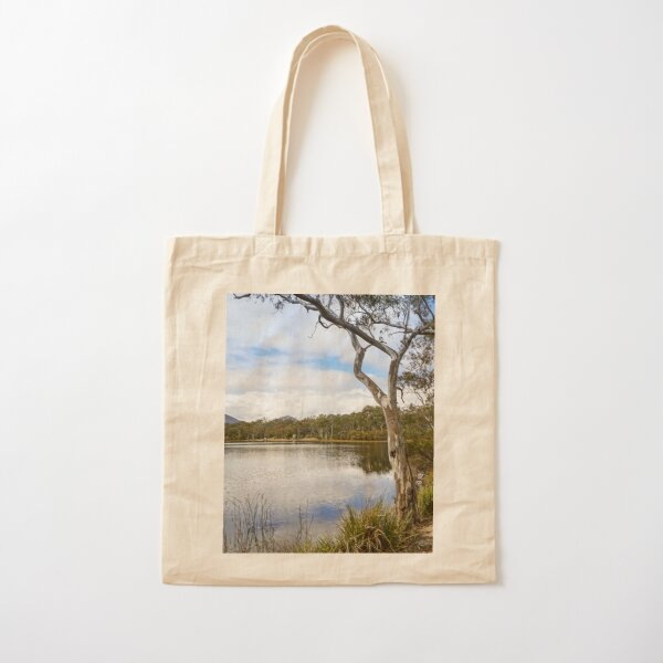 Dunns Swamp, Cudgegong River, Wollemi National Park Cotton Tote Bag