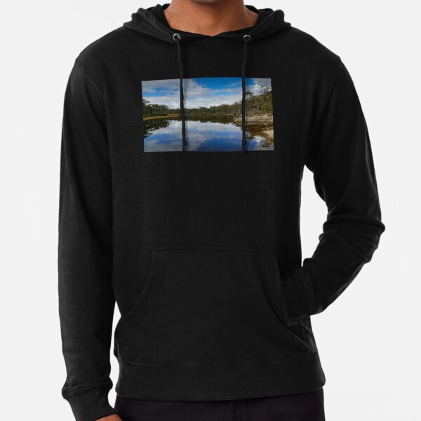 Dunns Swamp, Cudgegong River, Wollemi National Park, NSW Lightweight Hoodie