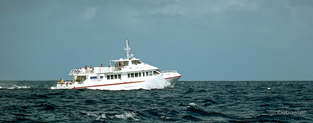 """Osprey Shuttle"" Grenada-Carriacou by globeboater"