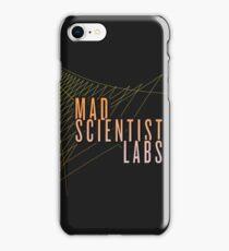 Mad Scientist Labs iPhone Case/Skin