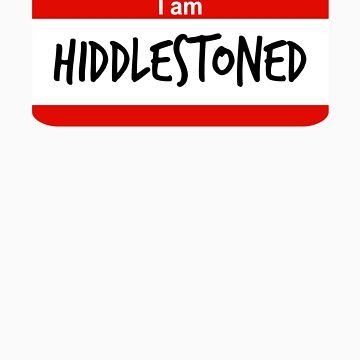 Hello, I Am Hiddlestoned by rexannakay
