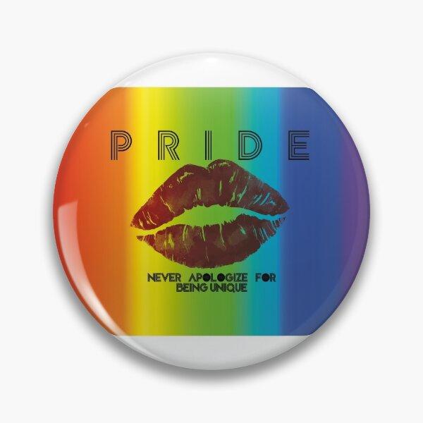 Aqua Libra - Pride, Utrecht. Pin