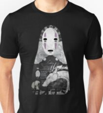 No Face Bathhouse  T-Shirt