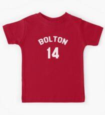High School Musical: Bolton Jersey Kids Tee