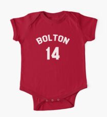 High School Musical: Bolton Jersey One Piece - Short Sleeve