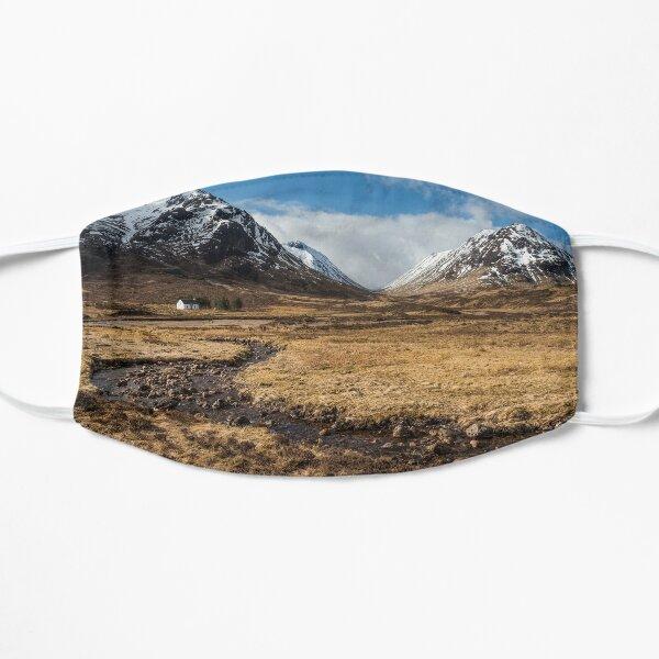 Glencoe Mountains Bidean Nam Bian Flat Mask