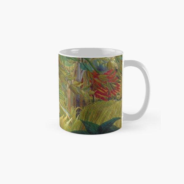 Henri Rousseau - Surprised Classic Mug