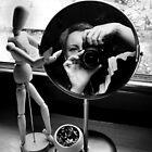 Self-portrait by ulryka