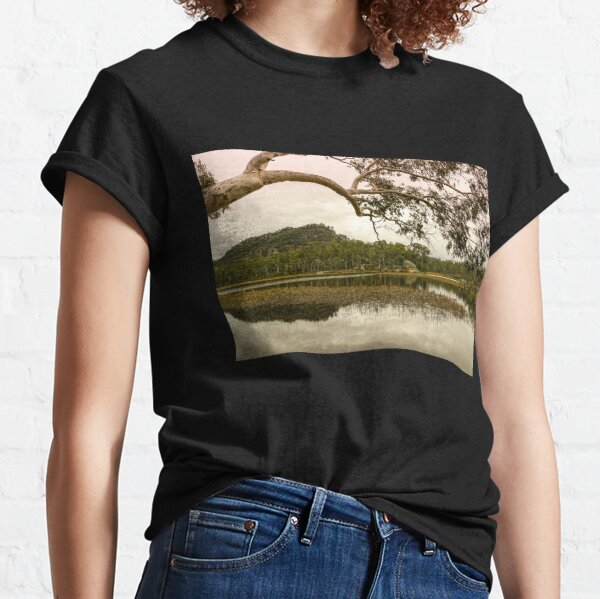 Dunns Swamp, Cudgegong River, Wollemi National Park, NSW Classic T-Shirt