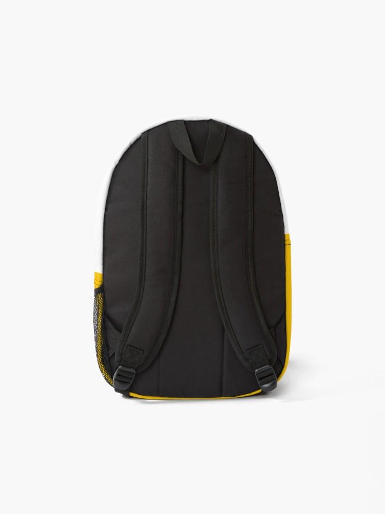 Alternate view of 001 Space cowboy Jap Backpack