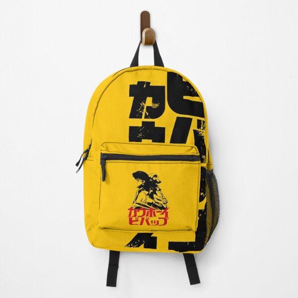 001 Space cowboy Jap Backpack