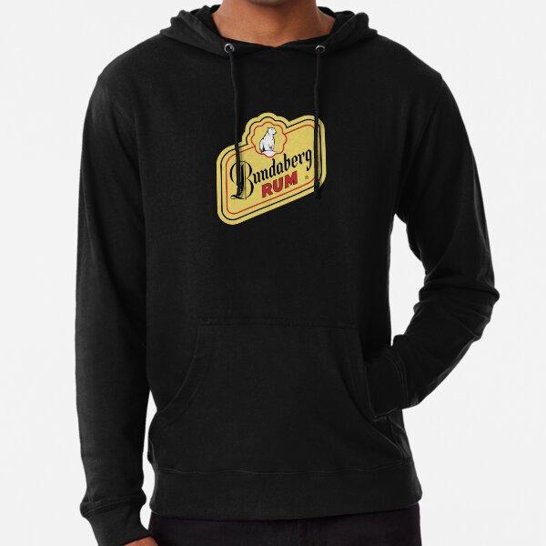 BEST SELLER - Bundaberg Rum Logo Merchandise Lightweight Hoodie