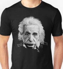 Albert Einstein E=mc² Illustration T-Shirt