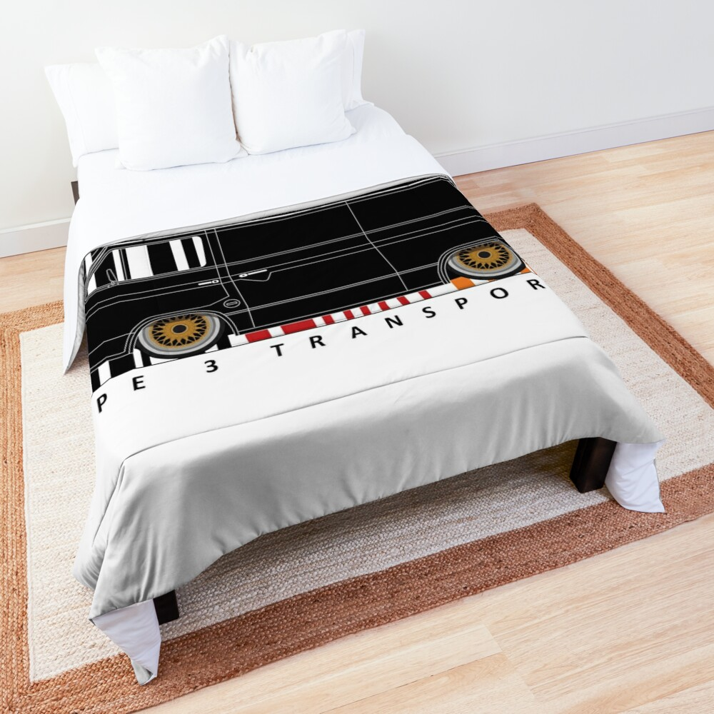 Aircooled type 3 TRANSPORTER Comforter