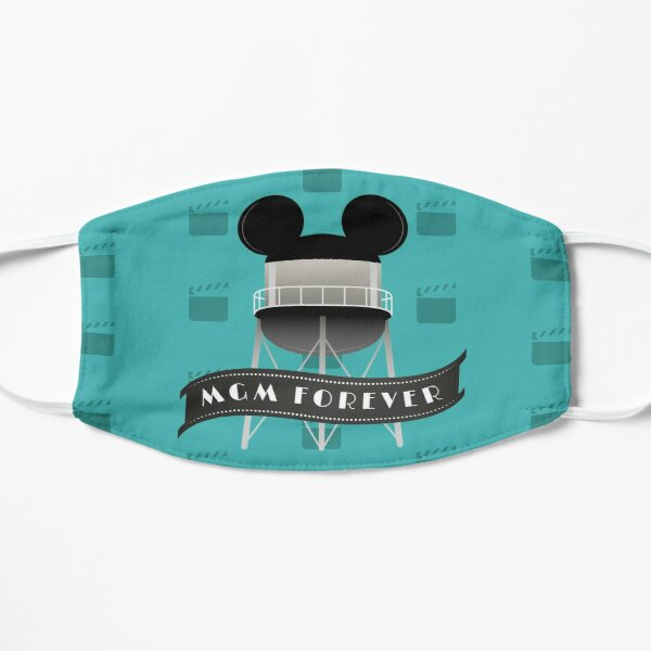 Earffel Tower 'MGM FOREVER'  Flat Mask