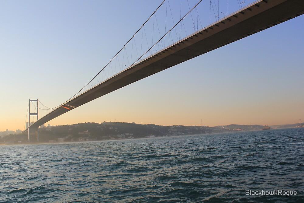 Bridge the gap tween East & West by BlackhawkRogue