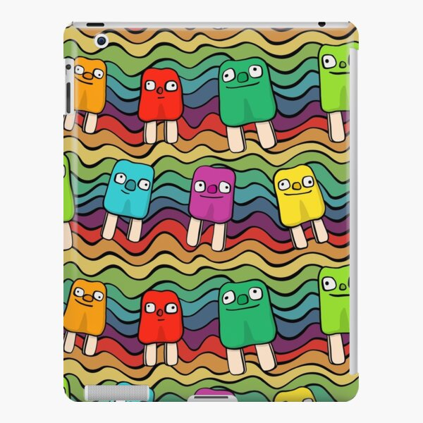 Frosty Friends iPad Snap Case