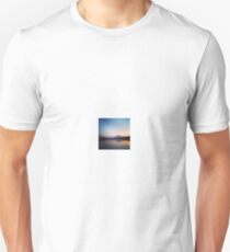 Lake Sunset (Zurich, Switzerland) Unisex T-Shirt