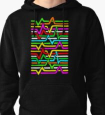 Justice DANCE Wave shirt Pullover Hoodie