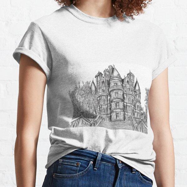Royal Holloway University of London Illustration Classic T-Shirt