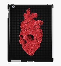 Skullentine, by ARTmuffin iPad Case/Skin