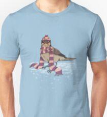 Schneevogel Unisex T-Shirt