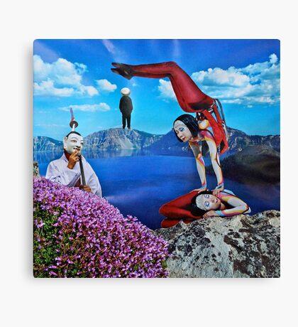 Where's My Guru? Canvas Print