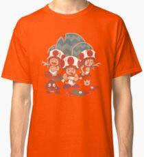 Tragic Mushrooms Classic T-Shirt