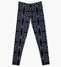 Pattern 006 Leggings