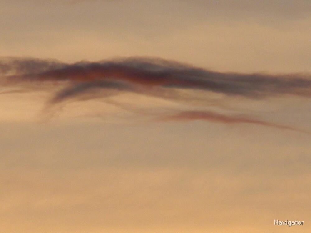 Cloud Close-up by Navigator