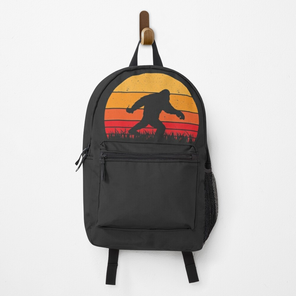 The Big-Footed Introvert Backpack