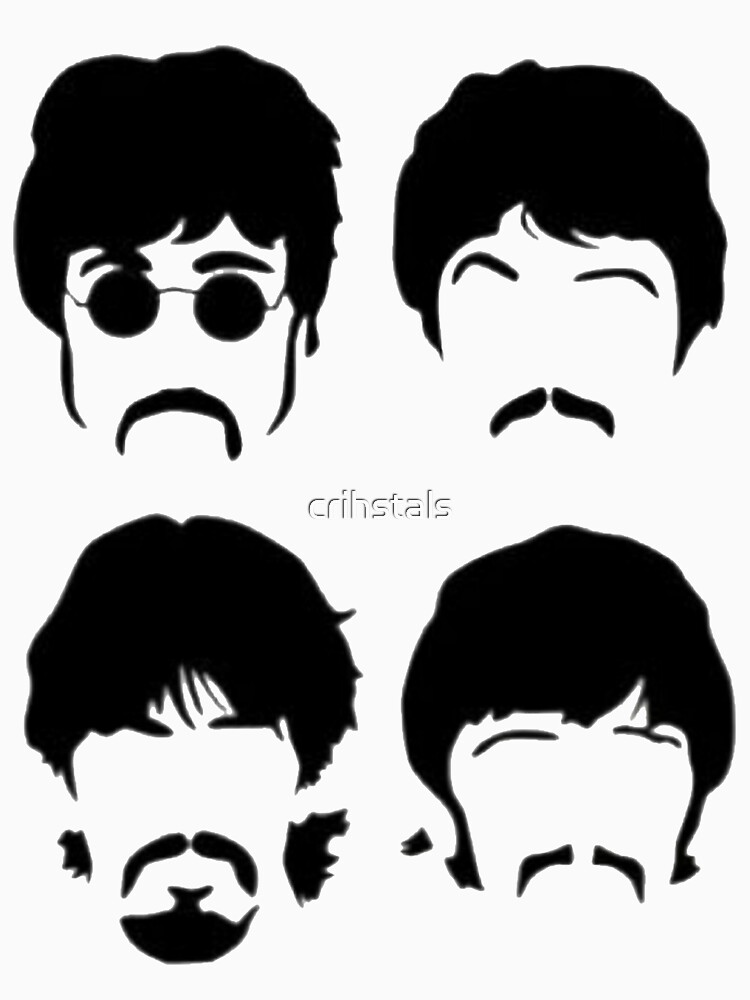 TShirtGifter presents: the beatles | Unisex T-Shirt