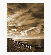 Vanishing Point Photographic Print