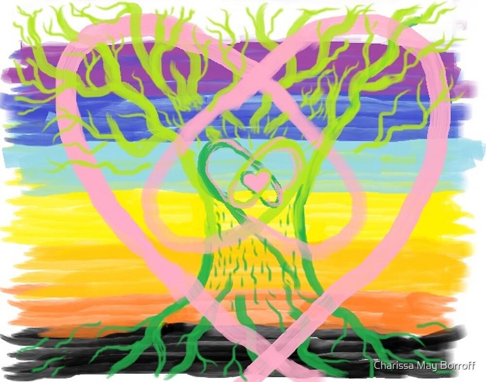 Earth Oak Sky Healing by Charissa May Borroff