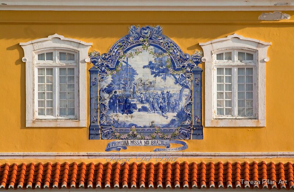 estoril tiles. by terezadelpilar ~ art & architecture