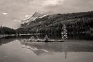 Banff Reflections by dlhedberg