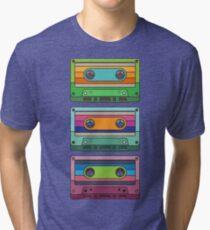 Three's a Crowd  Tri-blend T-Shirt