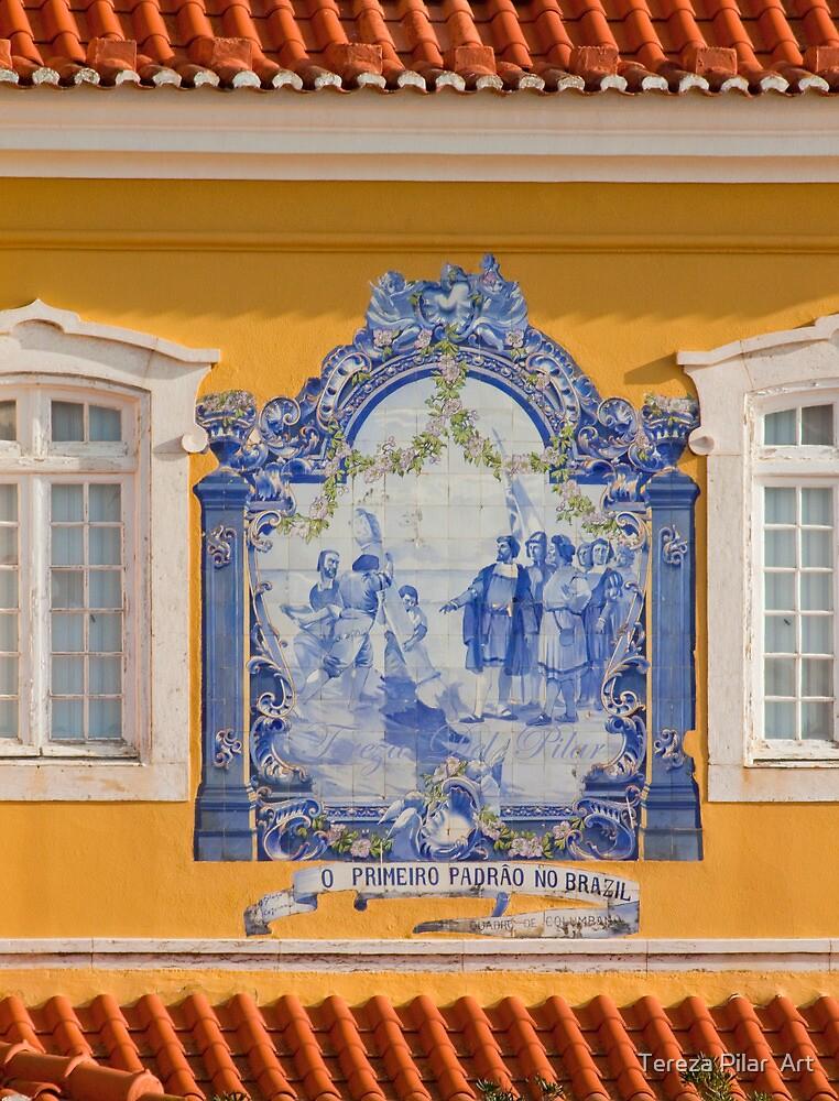 portugal tiles by terezadelpilar ~ art & architecture