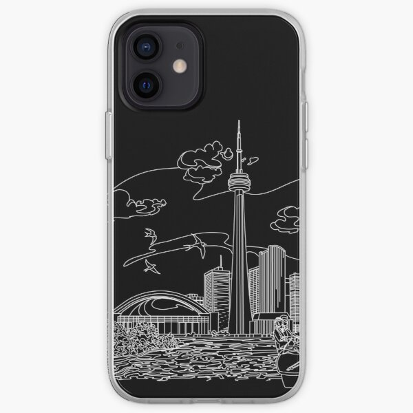 City Skyline Sail iPhone Soft Case