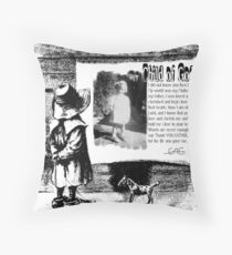 I Did not Know You then Throw Pillow