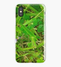The Green Grass iPhone Case