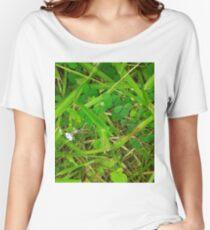 The Green Grass Women's Relaxed Fit T-Shirt